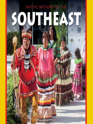 cover image of Native Nations of the Southeast